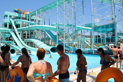 Dolusu Park Waterpark Kemer  Kemer Excursions Antalya ...